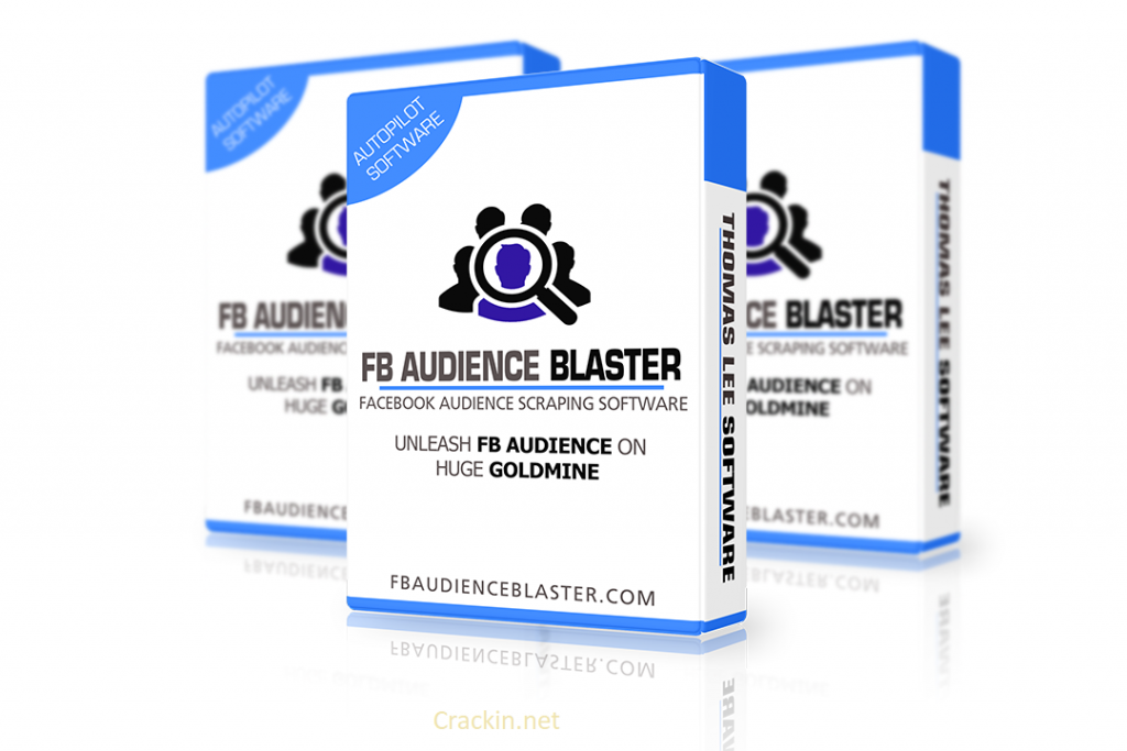 FB Audience Blaster 4.4 Crack 2020 (Nulled) Free Download