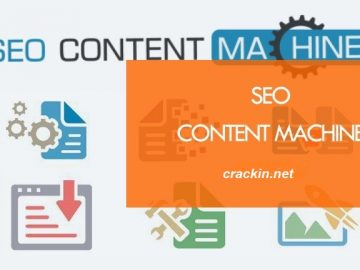 SEO Content Machine Crack + Latest Version Free Download