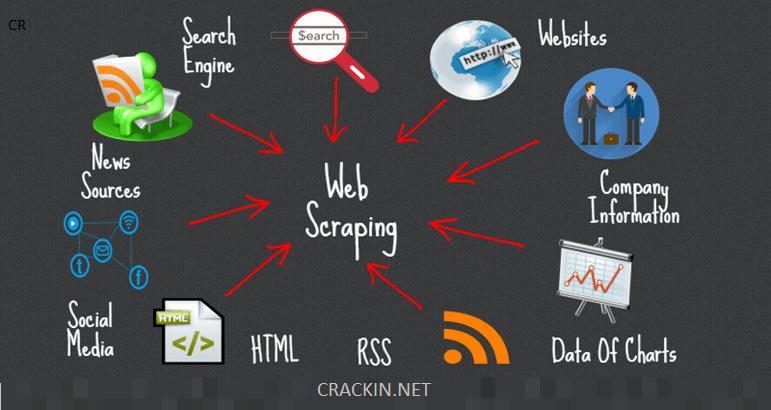 Web Contact Scraper Crack & License Key Download For (2020)
