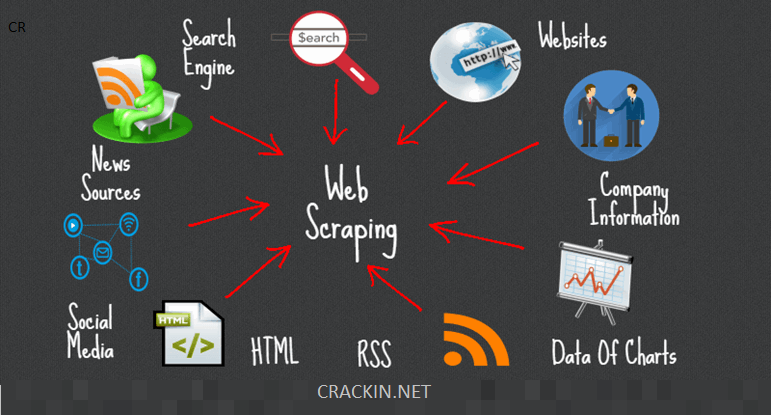 Web Contact Scraper Crack & License Key Download For (2020)