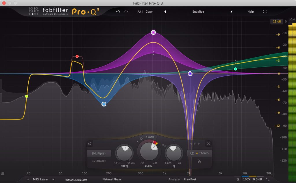 FabFilter Pro Q-3.14 Crack With License Key [2020] Download