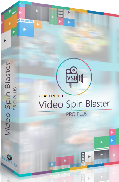 Video Spin Blaster Pro Crack