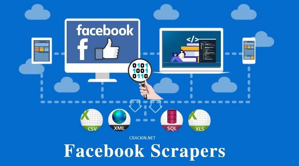 Facebook Scraper 1.0 Crack Download Latest Edition [X64/X86]