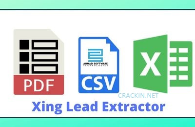 Xing Lead Extractor 3.06 Crack & License Key Free Download