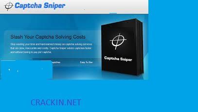 Captcha Sniper 5.18 Crack Latest x64/x86 For Windows [Download]