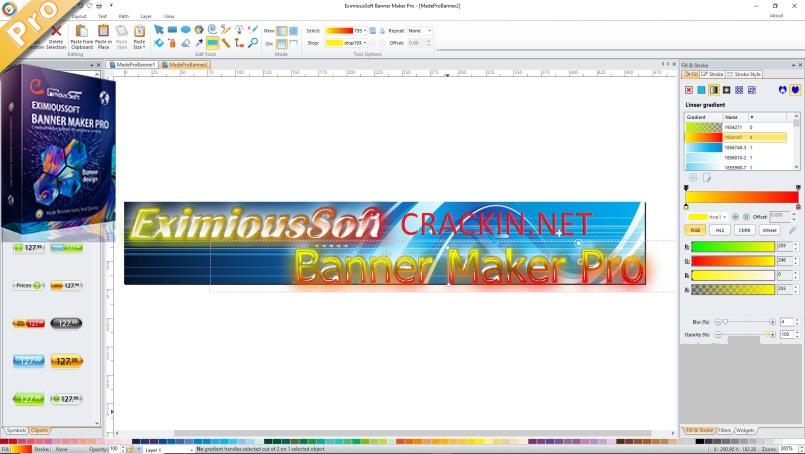 EximiousSoft Banner Maker Pro 3.75 Crack