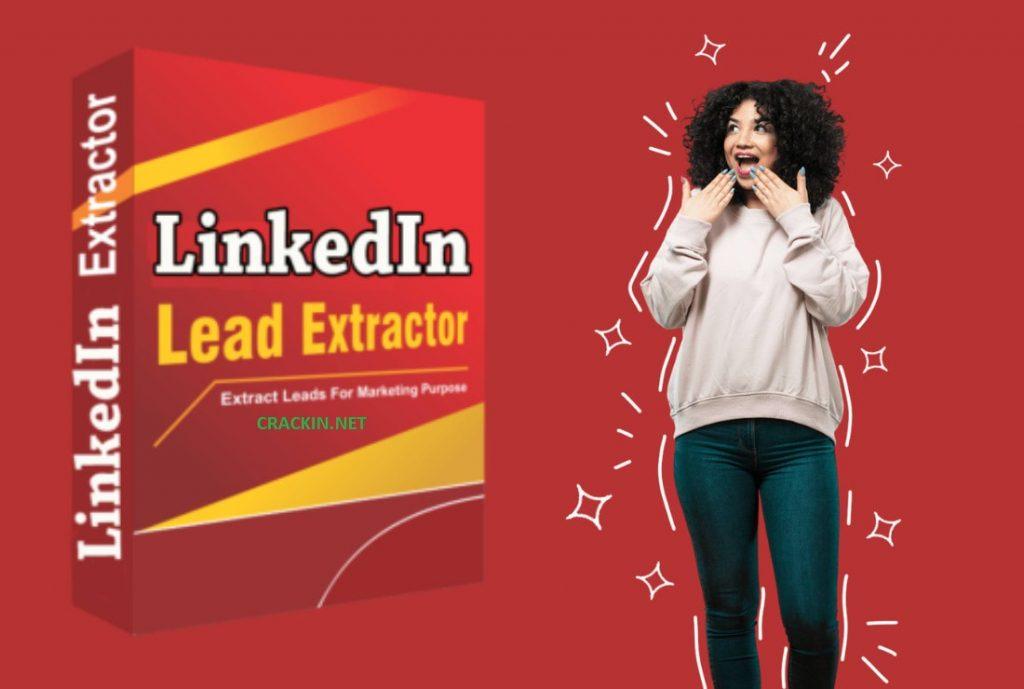 LinkedIn Lead Extractor 4.0.21 Crack Free Download