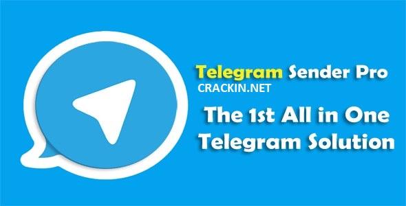 Telegram Sender Crack + Full Version Free Download (2021)