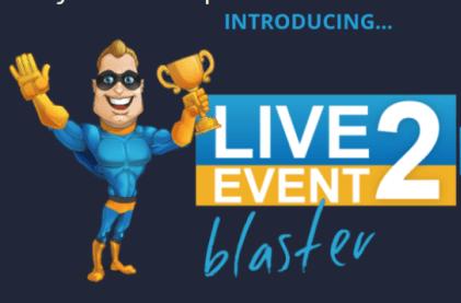 Live Event Blaster 2.15 Crack License Key Download (2021)