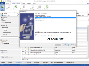 Smartserialmail 7.3 Crack + Torrent Latest Version Free Download (2021)
