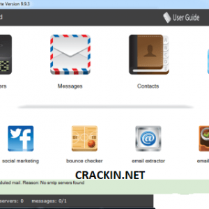 AB Bulk Mailer 10.4.1 Crack + License Key Full Download (2021)
