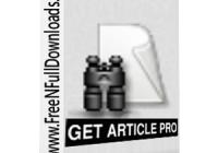 Get Article pro 3.0 Crack + Torrent setup Free download Latest (2021)